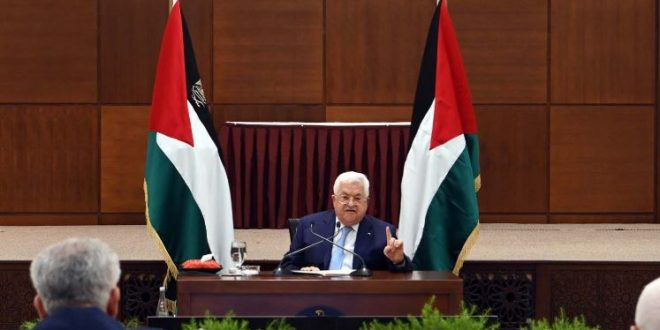PA no longer bound by agreements with Israel, including on security: President Abbas