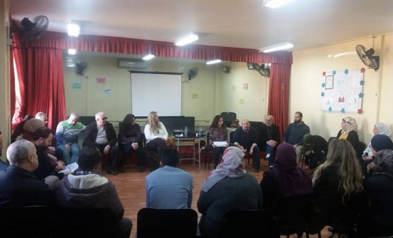 """End of Project: """"Strengthening Psychological Support for Palestine Refugees in Lebanon"""" funded by GIZ."""