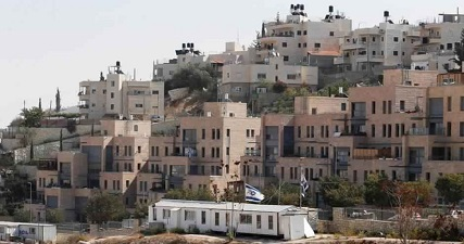 Israeli plan to expand settlements, isolate Palestinian areas in J'lem