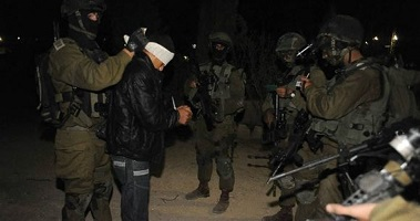 14 Palestinians kidnaped in IOF campaigns