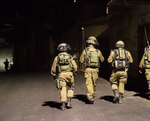 Palestinian detained, clashes erupt during Israeli raids in West Bank