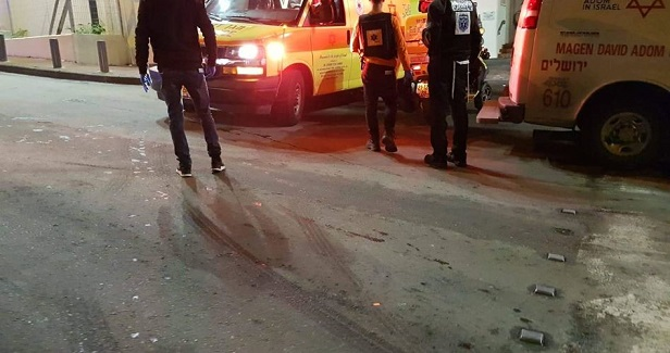 Two Israeli policemen injured in alleged stabbing attack