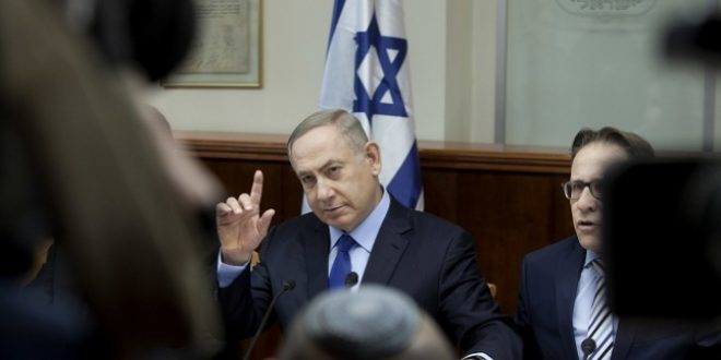 "Netanyahu threatens Gaza with a ""very painful response"""