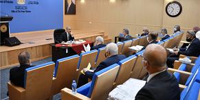 Shtayyeh: Washington celebration of normalization is a black day in the Arab history