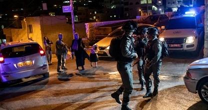 Israeli police kidnap three young men in Jerusalem