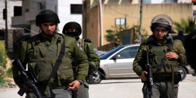 IOF seize tents and solar panels in Nahalin