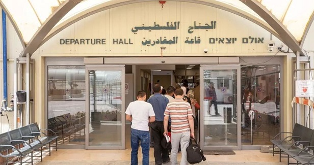 28 Palestinians banned last week from traveling at Allenby crossing