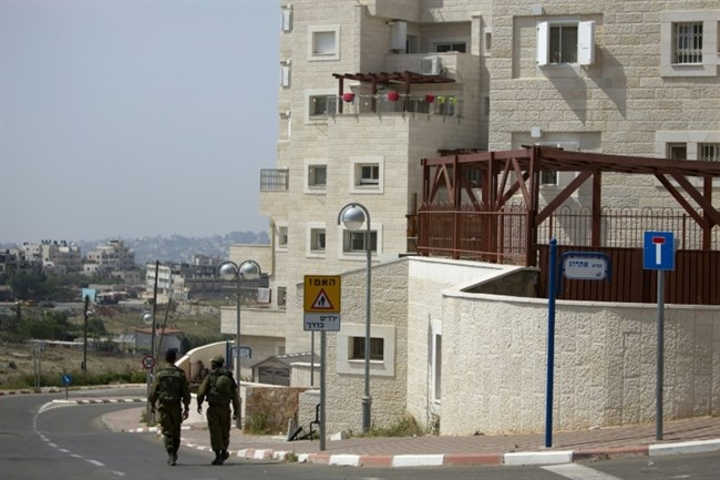 France condemns Israeli government approval of over 1,000 new settlement units