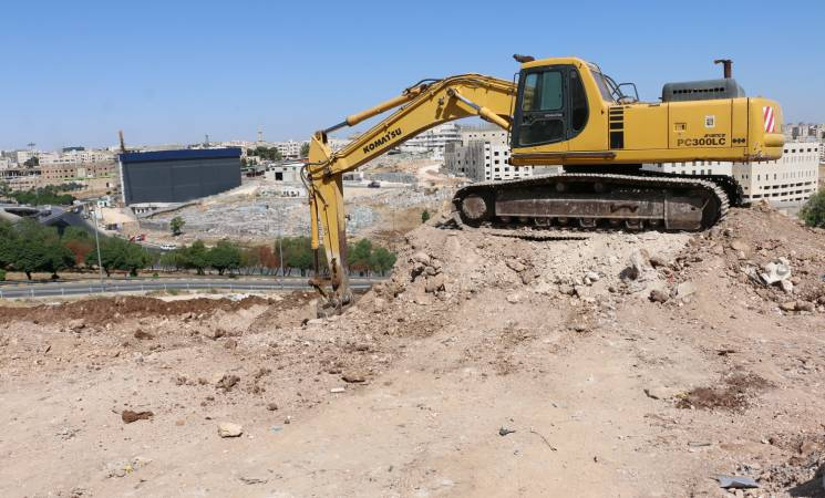 UNRWA starts construction on new health centre in Zohour area, Jordan