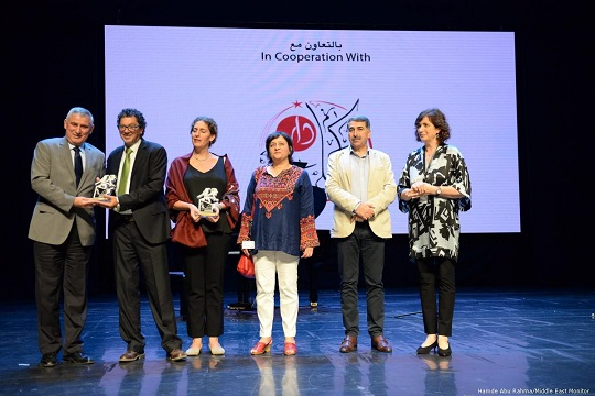 5th Palestine Cinema Days festival launches in West Bank