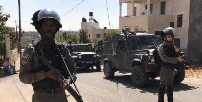 IOF threaten to demolish Palestinian owned shops in Jerusalem
