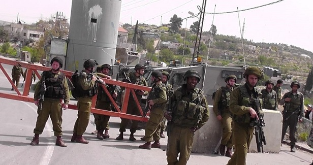 IOF closes off W. Bank and Gaza for Yom Kippur