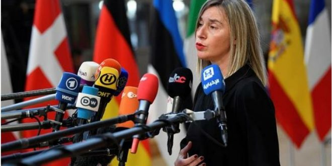 EU rejects Israeli claim to Golan, other occupied territory