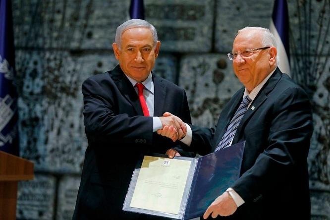 Israeli president tasks Netanyahu with forming new government