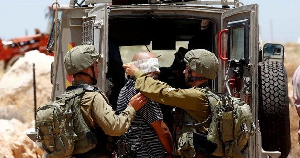Israeli raid, arrest campaign across West Bank.