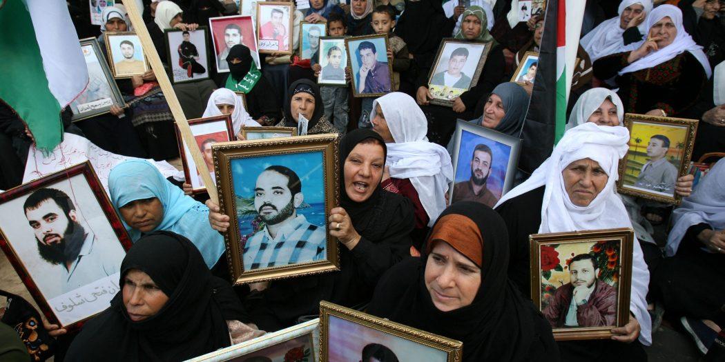 More Palestinian prisoners join hunger strike against administrative detention