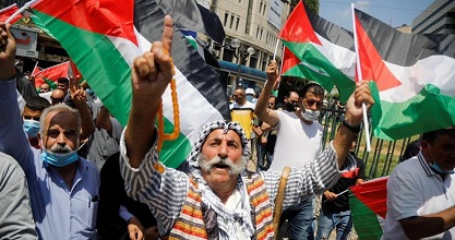 "Over one million people sign ""Palestine Charter"" against normalization"
