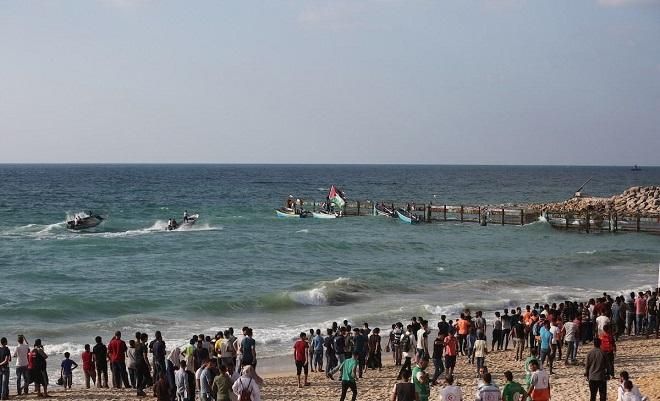 Israel's increasing concern about Hamas' growing naval capabilities