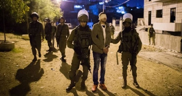 Several West Bankers kidnaped overnight by IOF