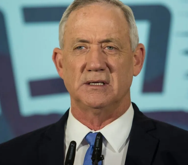 Gantz: Israel will not remove any settlements from West Bank