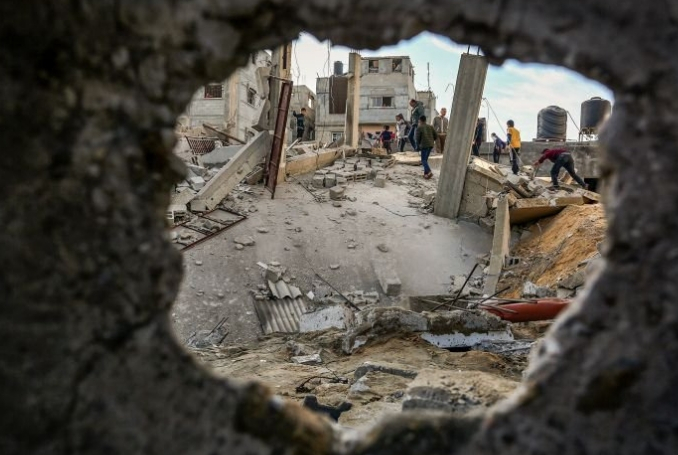 Israeli Jets Hit Gaza in Most Serious Escalation since May