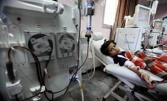 UN warns of deteriorating capacity of Gaza's largest hospitals