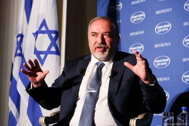 After protests Lieberman calls for boycott on Arabs in Israel