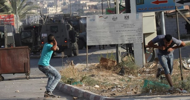 Overnight clashes with Israeli soldiers in Jenin and Nablus