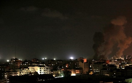 UN Mladenov expresses concern over Gaza escalation