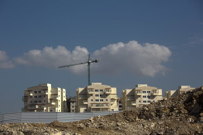 Israeli settlement activity appears to surge in Trump era