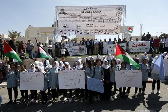 Canada pledges $50m to UNRWA
