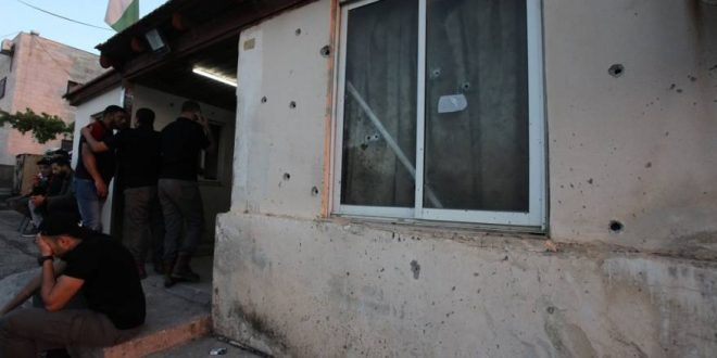 'Israeli attack on PA security HQ is a dangerous escalation'