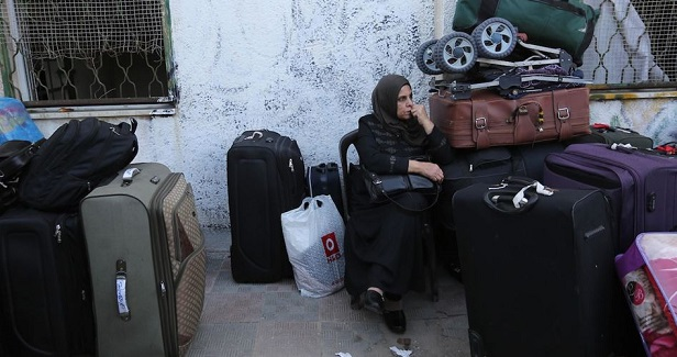 Palestinian refugees detained by Algerian authorities