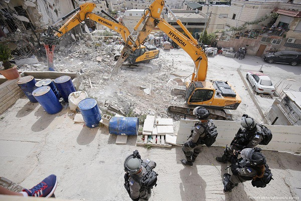 Israel to demolish Palestinian homes in Bethlehem
