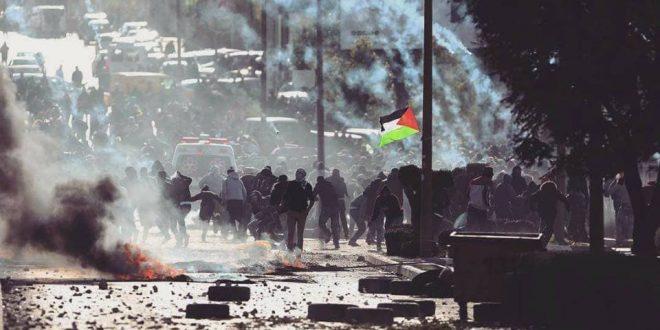 150 Palestinians arrested, 1200 injured since Trump Jerusalem move