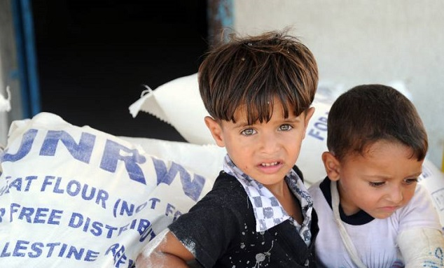More than one million people in Gaza  may not have enough food by June