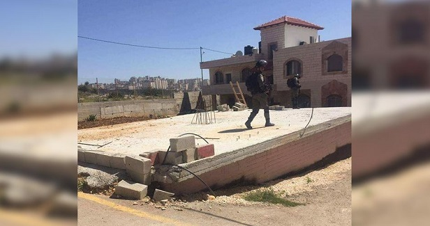 iOA to raze Palestinian structures in Shu'fat camp
