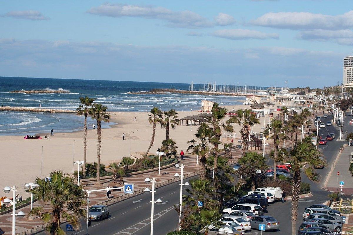 Tel Aviv streets named after Palestinian leaders
