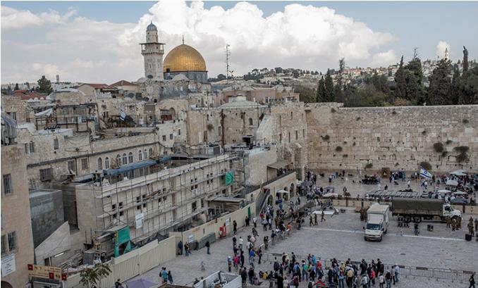 PA Calls on UNESCO to Protect 'Palestinian Religious Sites'