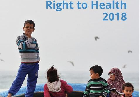 WHO launches report on the Right to Health 2018