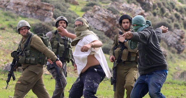 W. Bank farmers injured in Jewish settlers' attack