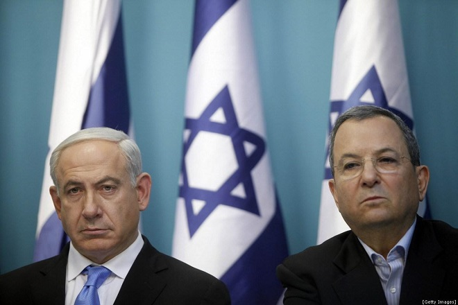 Barak: Netanyahu's corruption is 'limitless'