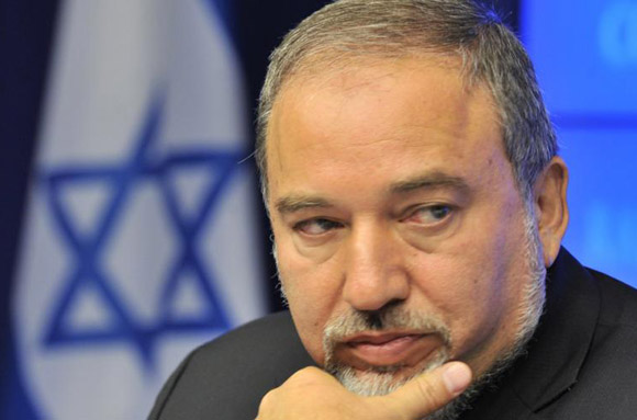 Religious parties holding Israel 'hostage': Lieberman