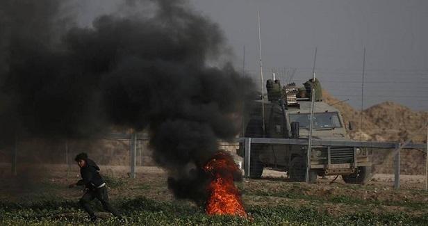 20 Palestinians injured by Israeli gunfire in Gaza