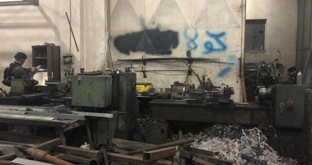 IOF raids blacksmith workshop, seizes equipment near Salfit