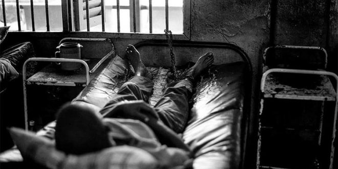 Report: Deliberate disregard for health conditions of prisoners in Israeli jails