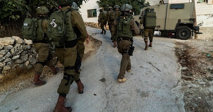 IOF expels Palestinian farmers from their lands in al-Khalil