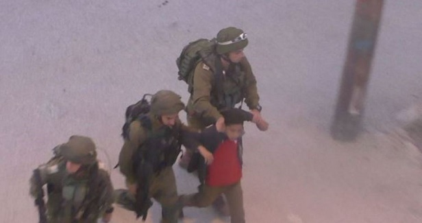 IOF arrests Palestinian child north of al-Khalil