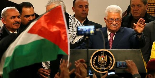 President Abbas: All agreements with Israel will end once it annexes any part of the Palestinian territory