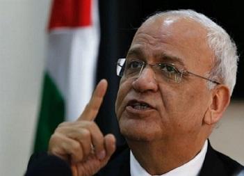 Erekat: 'Israel's policies consolidate the apartheid regime'